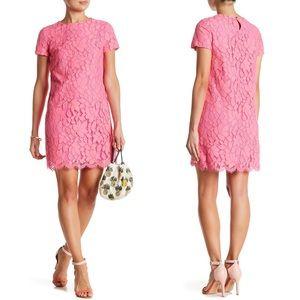 CeCe Kayte Pam Lace shift dress 12P.          B066